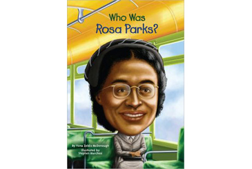 Who Was Rosa Parks children's book