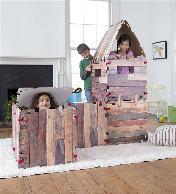 Fantasy fort play tents for kids